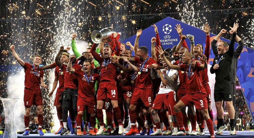 欧冠:利物浦夺冠