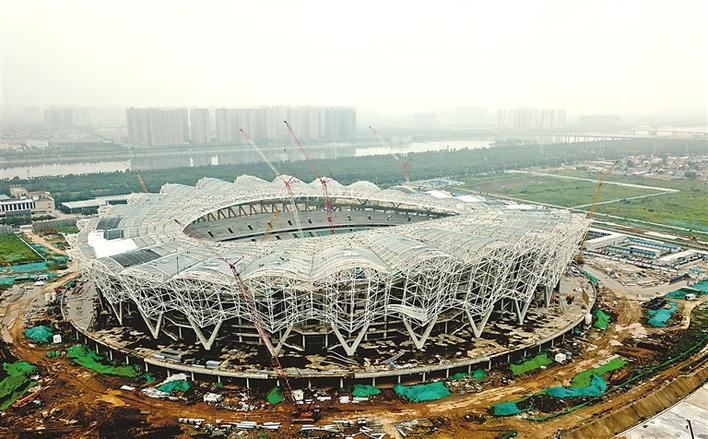 西安奥体中心:以世界眼光和国际标准打造智慧型场馆