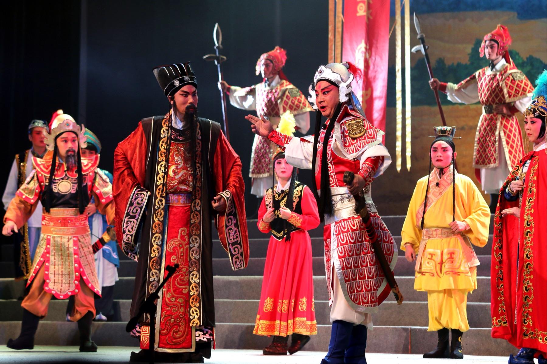 《班超息兵》将亮相第六届丝绸之路国际艺术节