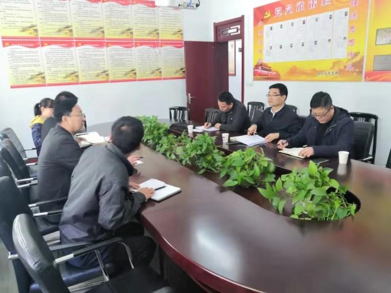 市委第八巡回组检查指导林业站党支部主题教育工作