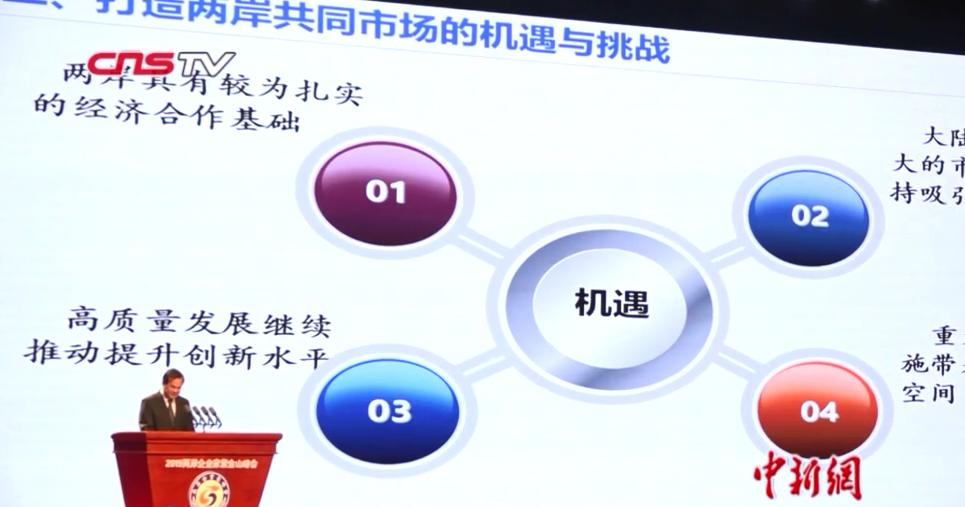 大陆惠台利民新措施:赢得两岸企业家积极回响