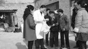 洛川县医院医疗扶贫暖人心 对贫困户跟踪随访和跟进治疗