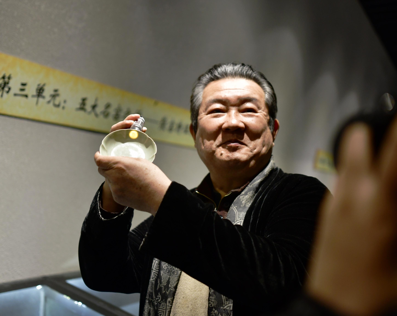 声音悠扬悦耳、连绵不绝,听到后,心一下就静了下来!走进西安柴窑文化博物馆领略中国瓷皇柴窑之美