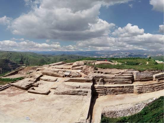 陕西去年发掘古墓葬4645座