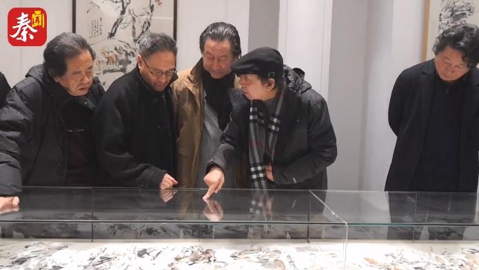 李世南艺术研究中心成立暨学术研讨会