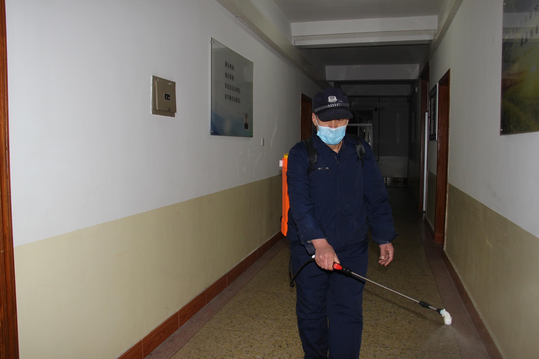【一线传真】韩城市公安局警务保