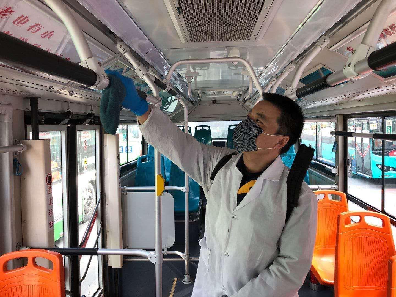 西安200条市内公交线路恢复营运