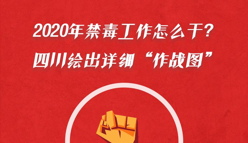 """2020年禁毒工作怎么干?四川绘出详细""""作战图"""""""