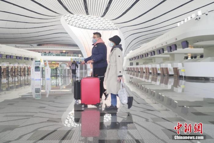 六月起北京大兴国际机场国内航班逐步恢复