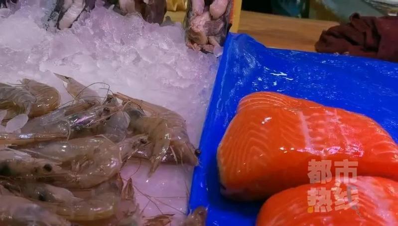 西安市場三文魚檢測結果出爐!