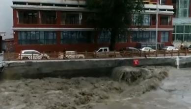 長江中下游入汛以來最強降雨過程預計持續到25日