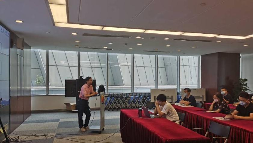 西安高新区应急管理局组织开展双重预防机制线上平台操作培训会