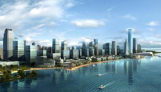 上半年天津濱海新區承接北京重點項目500余個投資額上千億元