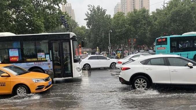 中雨、大雨、暴雨...西安今起再启雨雨雨模式!这些地方还将停水,最长48小时