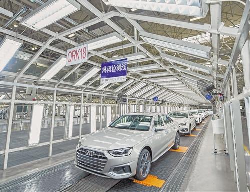 7月汽车产销均突破200万辆 新能源车年内首次正增长