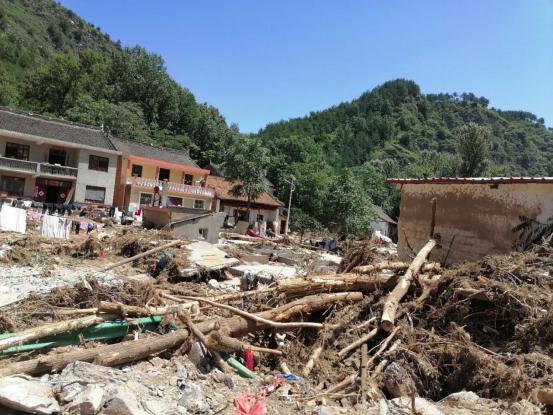 紧急筹措送达!省慈善协会向洛南县灾区捐赠物资450万元