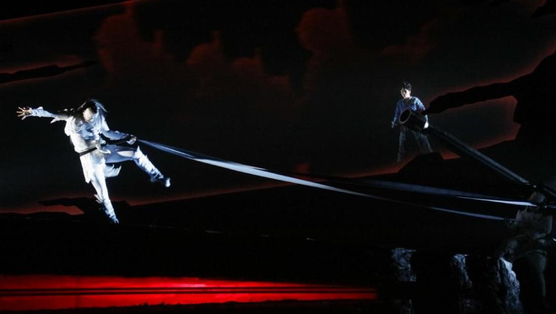 儿童剧《火印》首演谱写人性赞歌