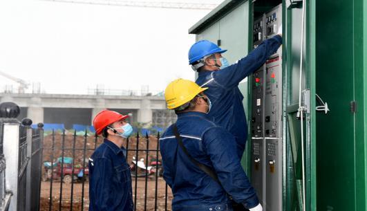 长安区供电公司:助力教育配套电力建设