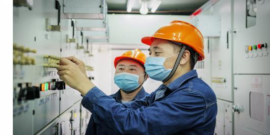 西安供电公司助力隆基乐叶光伏移动变电站顺利投运