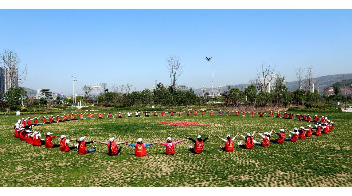江河卫士之彬州市丨众帮爱心公益协会环保小分队在行动