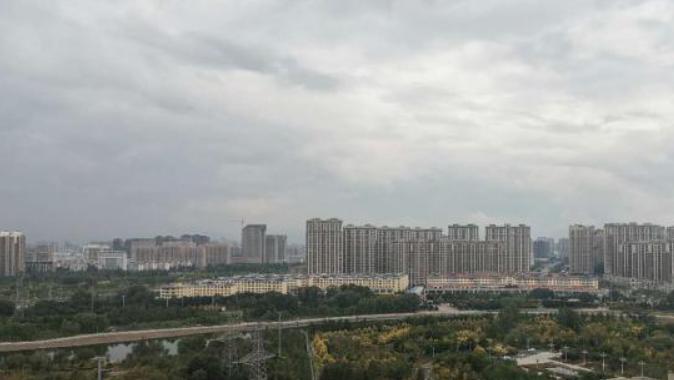 """""""一场秋雨一场寒"""" 内蒙古局地最低温度降至0℃以下"""