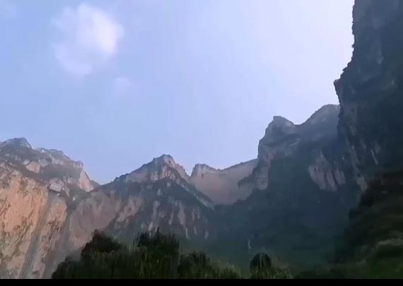 游山西·读历史   八泉峡,宛若仙境般的地方