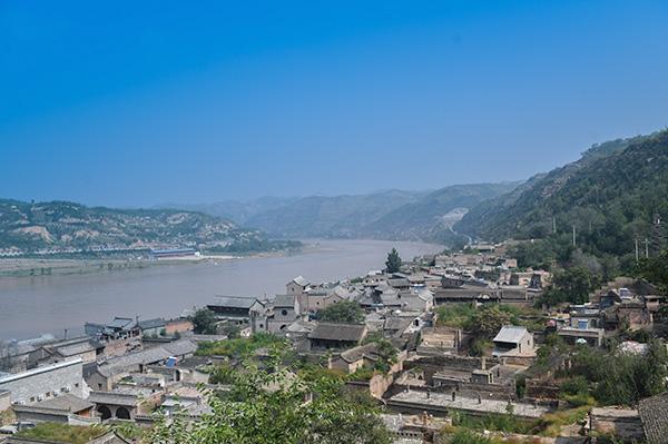 游山西·读历史   组图:探访九曲黄河第一镇 感受碛口魅力