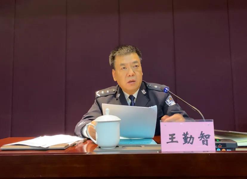 西咸新區公安局舉辦黨支部書記(副書記)培訓班開班儀式
