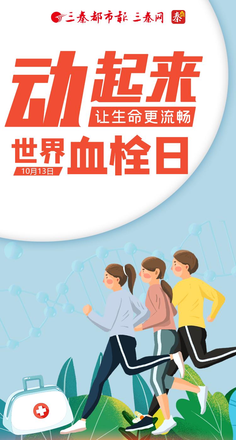 世界血栓日