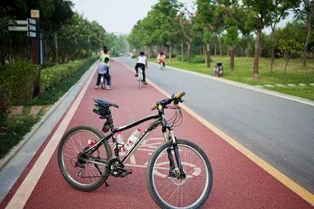 西安:自行车专用通勤道已建成!