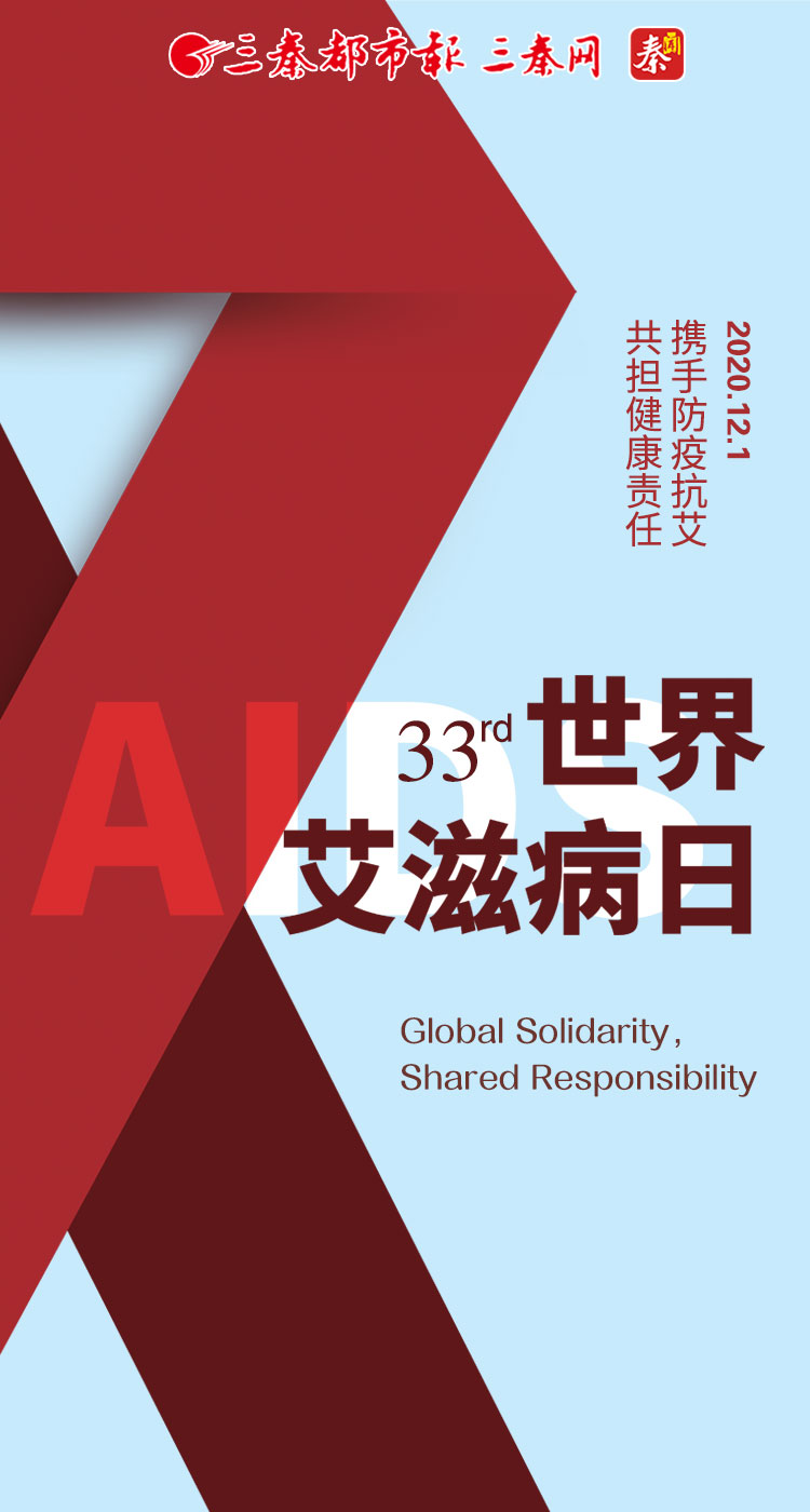 第33个世界艾滋病日