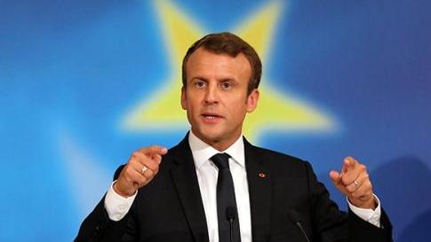 法国总统马克龙新冠∮检测呈阳性