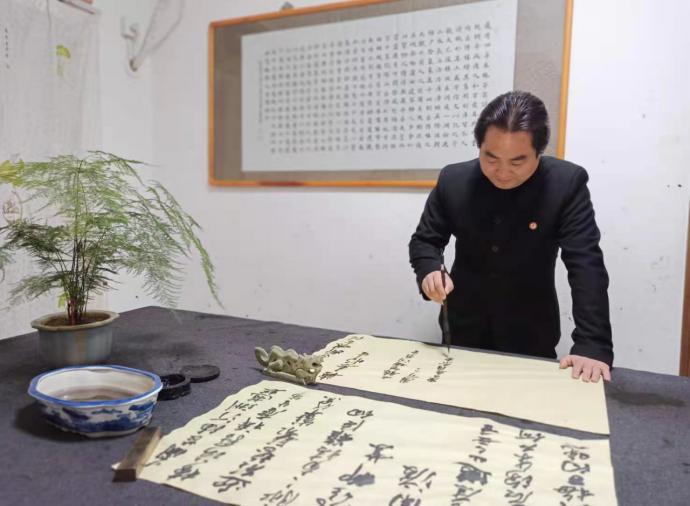 陕西文物书法理论研究领域出ω新秀