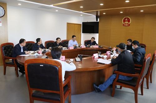 铜川市人大常委会机关党组召开2020年度民主生活会