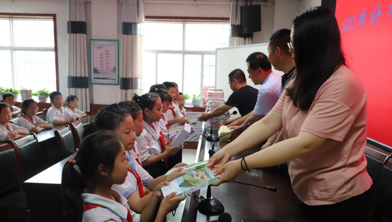 扩大到陕西74个市县区!延川县有了520本好书传阅点