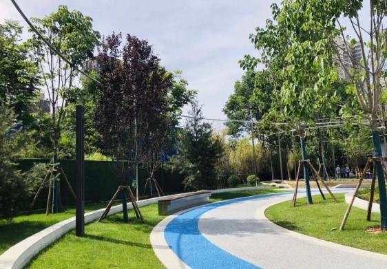 """休闲好去处!西安今年将建不下百个""""口袋公园""""和绿地小广场"""