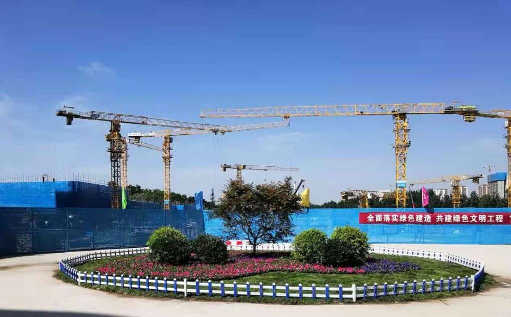 """西安首批建筑工地在线监测系统""""上岗"""""""
