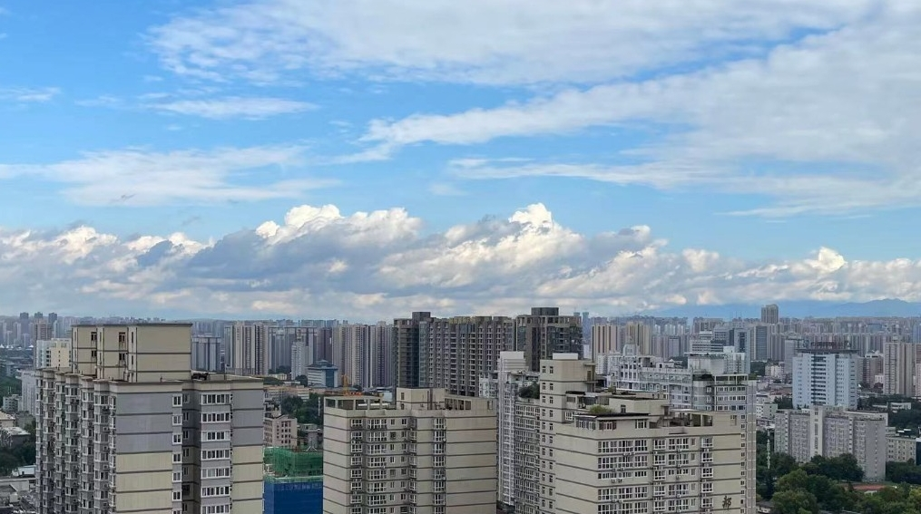 明后天西安市以晴到多云天气为主