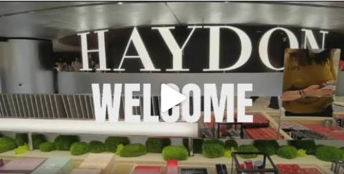 """""""黑洞HAYDON2.0形象店惊艳亮相  为美妆消费者创造超级体验"""
