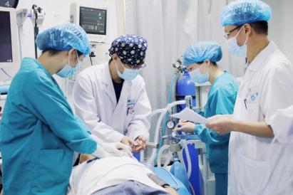 西安医学院附属胃泰消化病医院开展突发呼吸心跳骤停应急演练