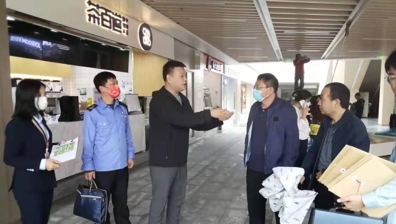 """灞桥区:""""快易办""""机制助力政务服务跑出新速度"""